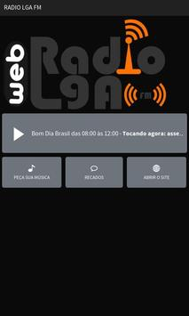 Rádio LGA FM poster