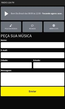 Rádio LGA FM screenshot 1