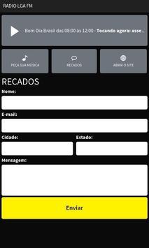 Rádio LGA FM screenshot 2