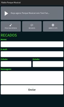 Rádio Parque Musical apk screenshot