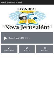 Nova Jerusalem Internacional poster