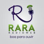 Rádio Rara Web icon
