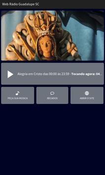 Web Rádio Guadalupe SC poster