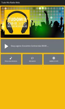 Tudo Mix Rádio Web poster