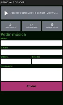 Radio Vale De Acor FM poster
