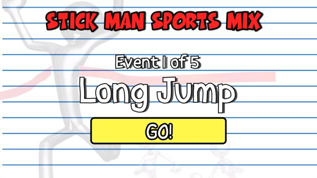 Stick Man Sports Mix apk screenshot