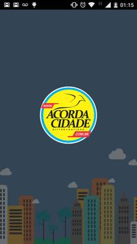 Acorda City poster