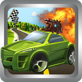 Road Riot Game icon