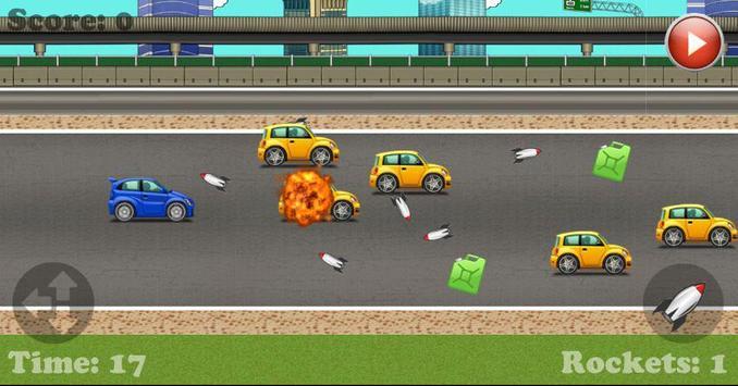 Road Riot Game screenshot 1