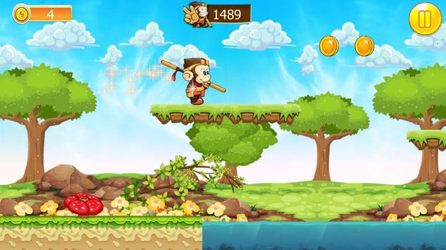 Banji bananas apk screenshot