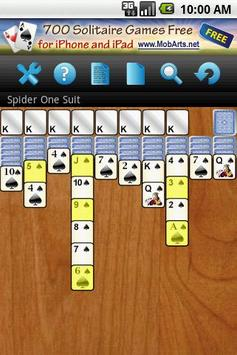 91 Spider Solitaire Games poster