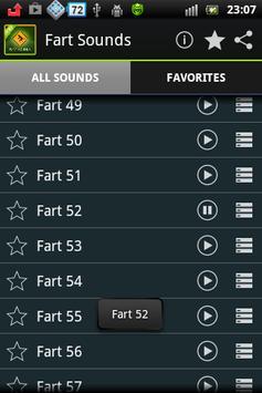Fart Sounds screenshot 1