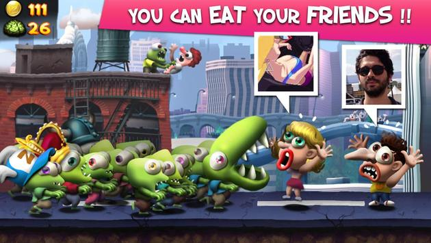 Zombie Tsunami apk screenshot