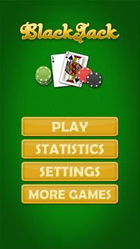 Black Jack Mobile Free screenshot 1