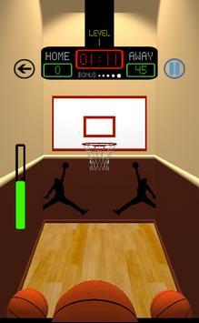Basketball Room poster