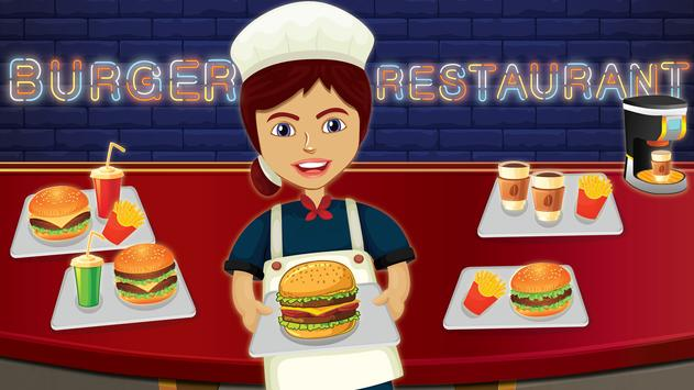 Burger Restaurant screenshot 2