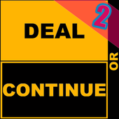 Deal or Continue 2 icon