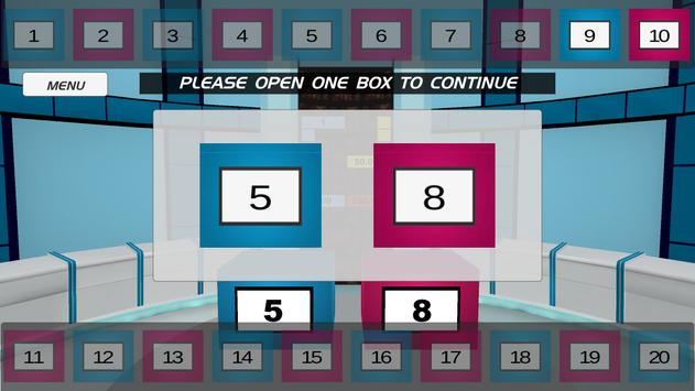 Deal or Continue 2 apk screenshot