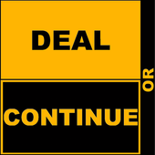 Deal or Continue icon
