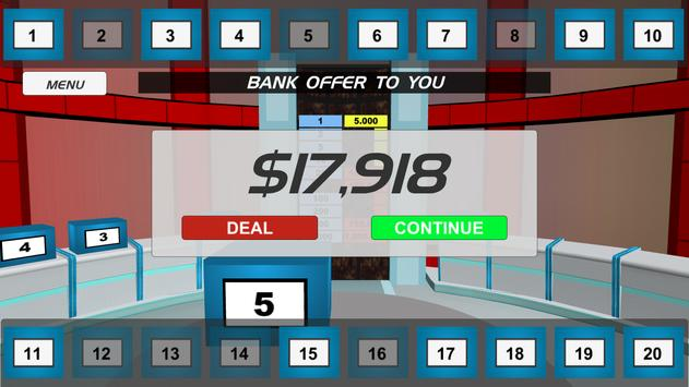 Deal or Continue apk screenshot