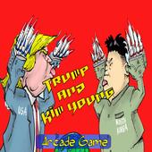 Trump and Kim Joung icon