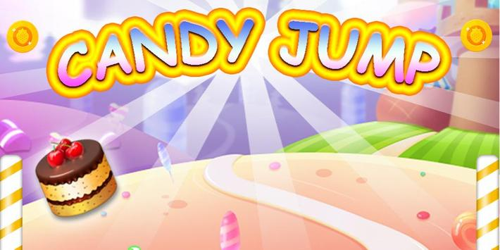 VR Candy Jump poster