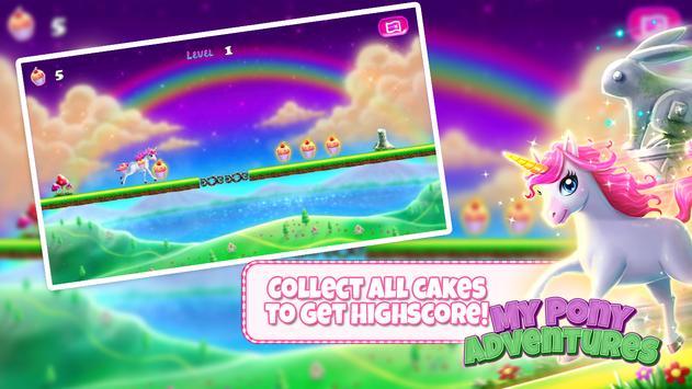 My Pony Horse : Unicorn Adventures apk screenshot