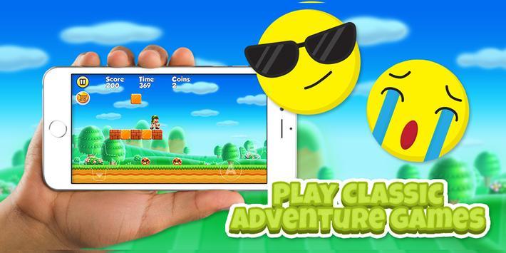 Super Emoji Adventure : Coco Worlds poster