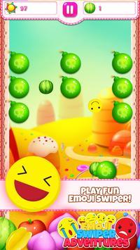 Emoji Adventures : Swiper Edition apk screenshot