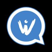 Wossip - Tracker for WhatsApp icon