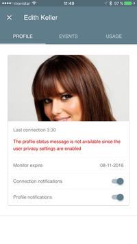 Wossip - Tracker for WhatsApp apk screenshot