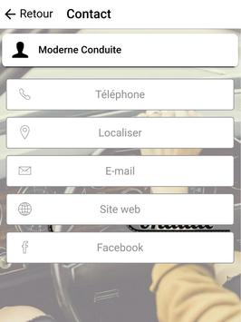 Moderne Conduite screenshot 12