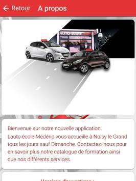Auto-Ecole Médéric screenshot 9