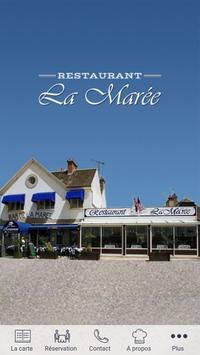 Restaurant La Marée poster