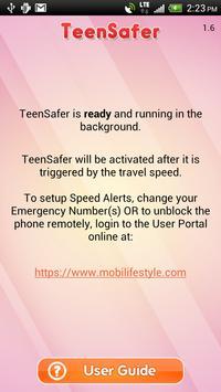 Teen-Safer poster