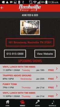 Nashville screenshot 1