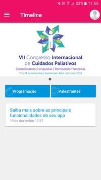 CUIDADOS PALIATIVOS 2018 poster