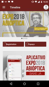 Expo Abióptica poster