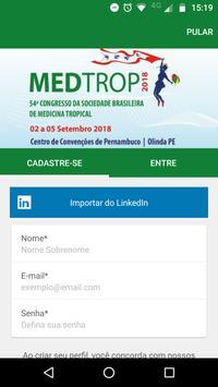 MEDTROP 2018 poster