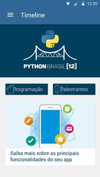 pythonbrasil poster
