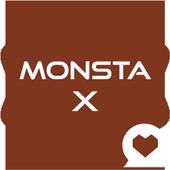 ™ 몬스타엑스 가상 남자친구, MONSTA-X 커플증 icon