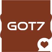 ™ GOT7 가상남친 만들기, 갓세븐 커플증 icon