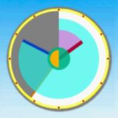 Fancy Analog Clock [Widget] icon