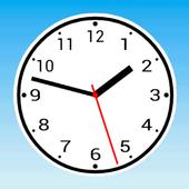 Simple Analog Clock [Widget] icon