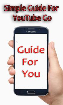 The Guide For YouTube Go poster