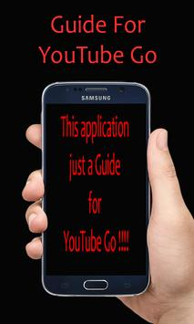 The Guide For YouTube Go apk screenshot