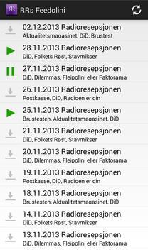 Radioresepsjonens feedorama screenshot 1