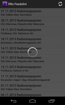 Radioresepsjonens feedorama screenshot 2