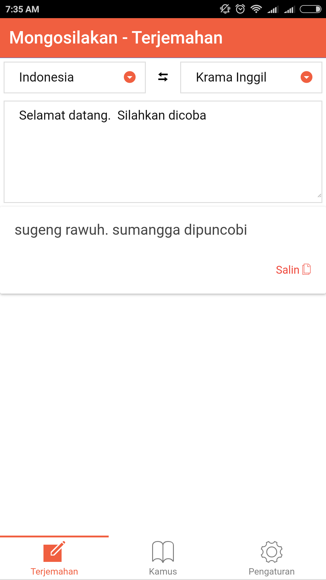 Translator Jawa APK 1.0.8 Download for Android - Download ...