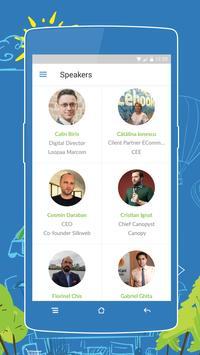 TeCOMM Conference apk screenshot